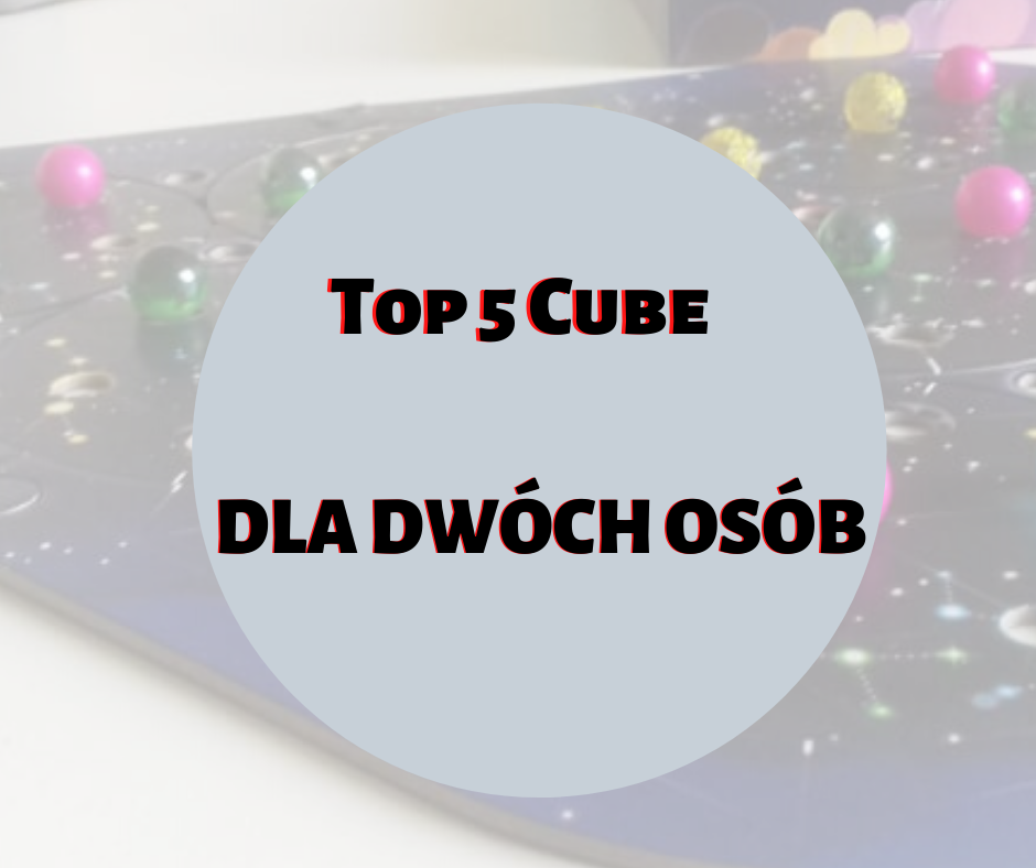 Do grania we dwoje - nasze Top 5